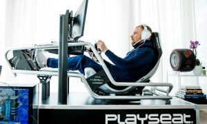 Bottas ready to join the virtual party!