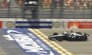 Pagenaud gets it done at Michigan in Esports IndyCar race