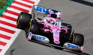 Abiteboul: Racing Point 'pink Mercedes' like forged artwork