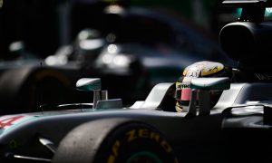 Rosberg: Grand Prix starts like 'birth of first child'