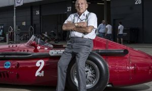 Motorsport's heartfelt tributes pour in for Sir Stirling Moss