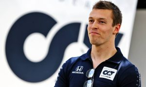 Kvyat all for Russian GP move to St Petersburg
