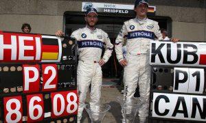 Heidfeld recalls what he didn't like about Kubica