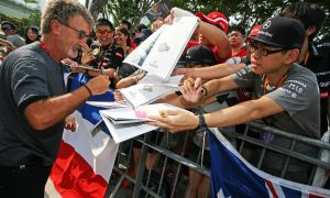Eddie Jordan's top driver is not 'manipulative' Schumacher