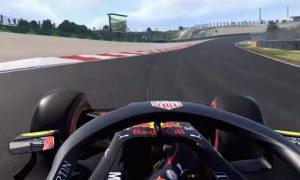 Codemasters releases new Zandvoort onboard for 'F1 2020'