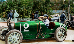 A first chapter written by Monaco's maiden Grand Prix winner