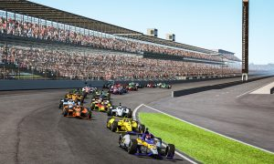 Legends Trophy event to fill Indy 500 hole at IMS