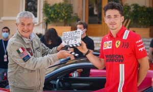 'Le Grand Rendez-vous' in production with Leclerc in Monaco