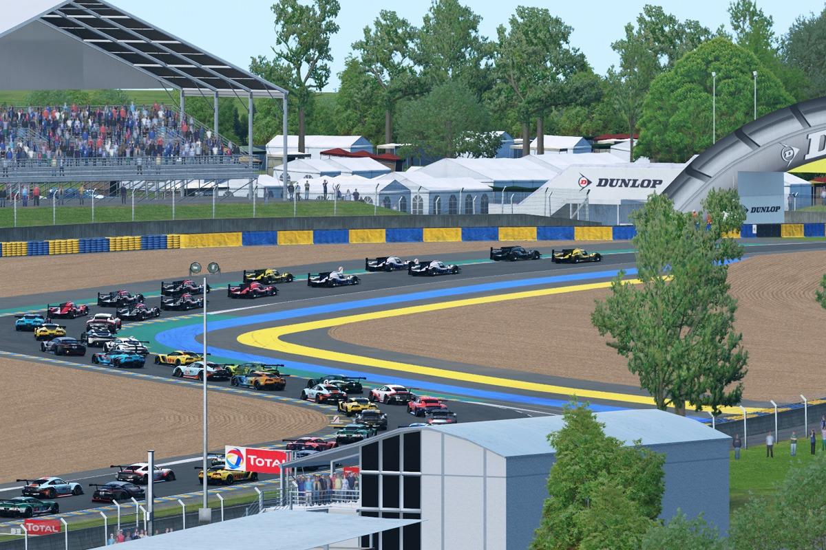 2020 Virtual Le Mans 24 Hours