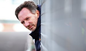 Horner on sneaking into Silverstone to meet F1 legends