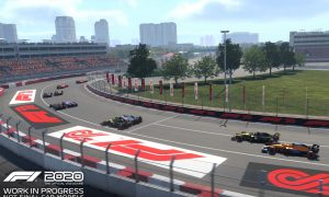 Have a look at Vietnam's Hanoi circuit in F1 2020