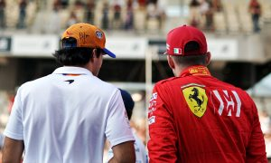 Ferrari admits youngest driver line-up in 50 years 'is a gamble'