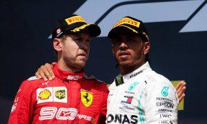 Ecclestone: Hamilton-Vettel 'super team' would be good for F1