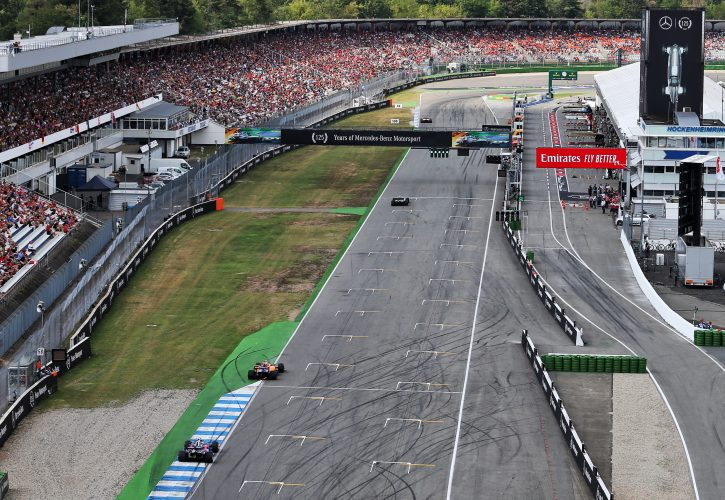 Quarantine plans could scupper Silverstone's hopes of staging F1 double-header