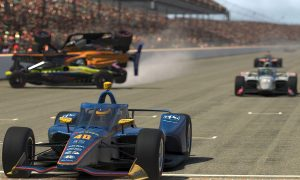 Death threats leveled at IndyCar driver after iRacing drama!