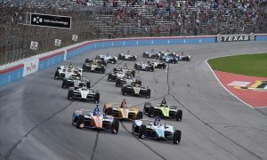 IndyCar to return to action behind closed gates in Texas
