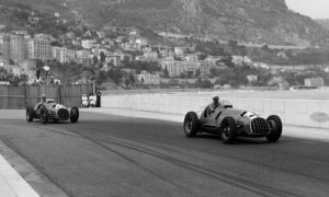Scuderia Ferrari and Fangio's first time