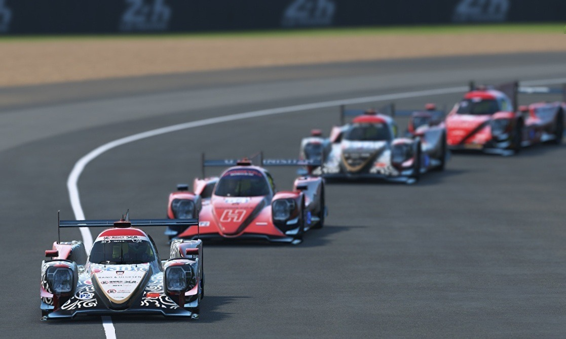 Verstappen and Norris team up for virtual Le Mans 24 Hours