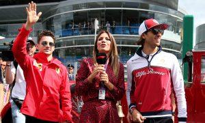 Giovinazzi admits 'not the right time' for Ferrari move