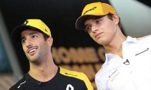 McLaren's Seidl opposes giving No.1 status to Ricciardo