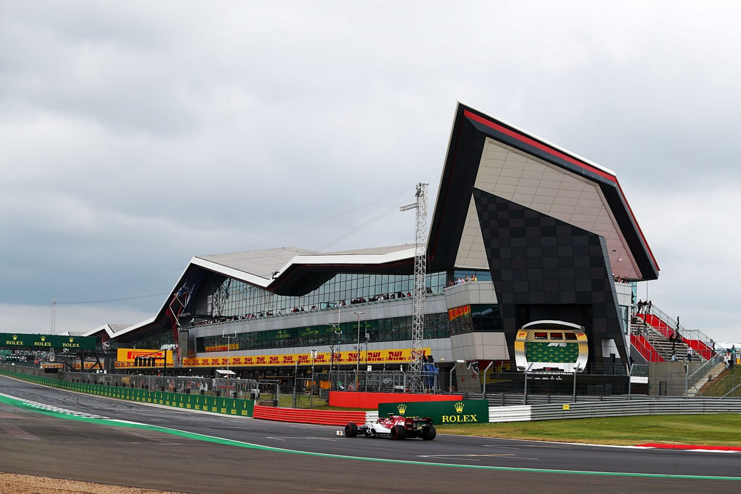 F1 to organize an anti-racism protest in British Grand Prix