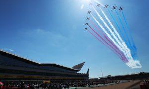 British GP still in flux as UK confirms quarantine measure