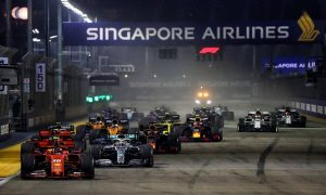 Singapore GP promoter rules out Marina Bay 'ghost race'