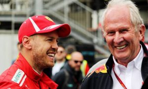 Marko only sees two options for Vettel in the future