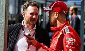 Horner: Vettel at Mercedes 'would be great for all of us to see'