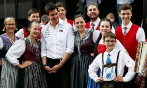 Wolff 'very proud' at prospect of season starting in Austria