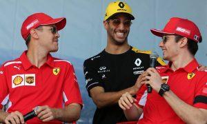 Ricciardo admits talks with Ferrari before McLaren deal