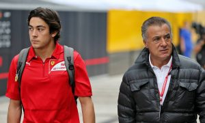 Alesi sells valuable Ferrari F40 to help fund son's career