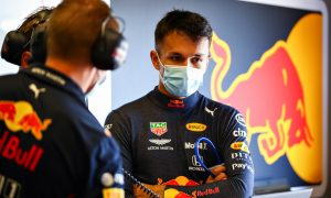 Albon: Good to 'shake off the dust' and get back to racing