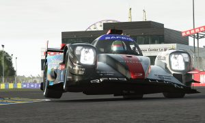 Rebellion Williams wins maiden Virtual Le Mans 24 Hours