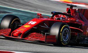 Ferrari to head to Austria with revised 2020 car