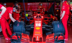 Ferrari: Mandatory masks 'the biggest challenge' for F1 staff