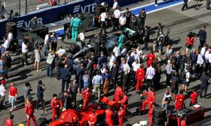 F1 could scrap grid build-up to protect physical distancing