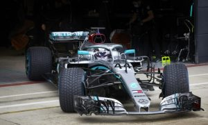 Hamilton: 'It didn't feel like I've ever left the water'