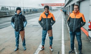 Sainz and Norris kick into gear with F3 test at Silverstone