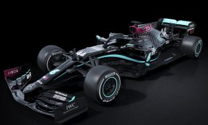 Mercedes commits to diversity with all-black base livery for W11!