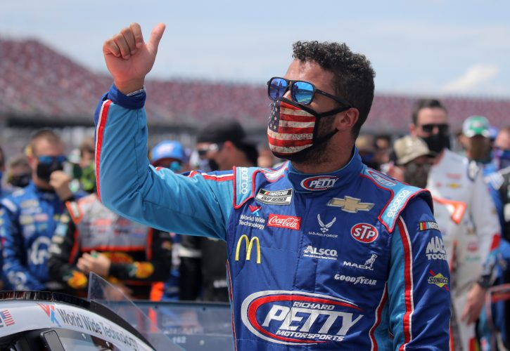 Bubba Wallace not victim of hate crime