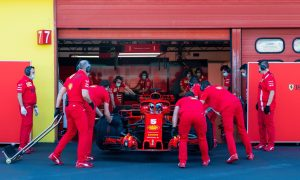 Ferrari and Vettel up and running at Mugello