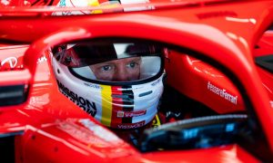 Vettel untroubled by limited testing ahead of Aston debut
