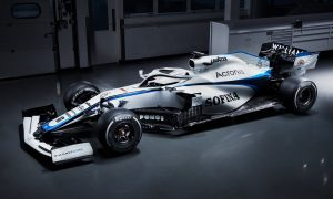 Williams unveils fresh new-look 2020 livery