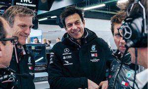 Wolff still undecided on Mercedes future beyond 2020
