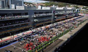 Prospective new F1 team 'postpones entry to 2022'