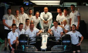 Mercedes F1 team stands with Hamilton on injustice