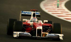 Toyota donates last F1 car to #RaceAgainstCovid auction