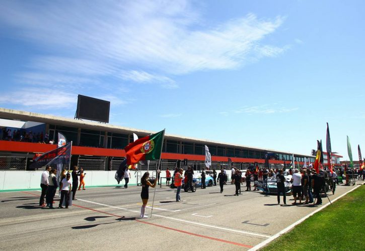 Blancpain Sprint Series, Rd 5, Portimao, Portugal