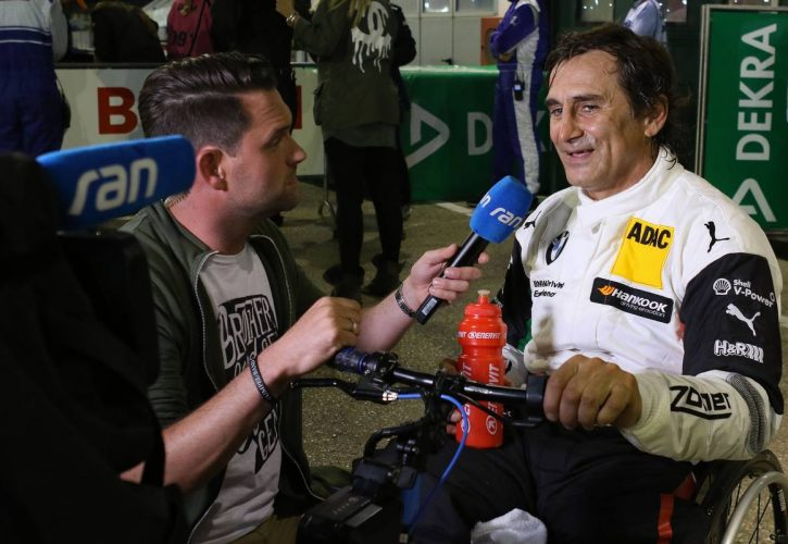 Alex Zanardi undergoes neurosurgery for a second time